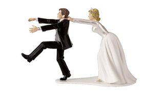 BRIDE & GROOM - OH NO YOU DONT