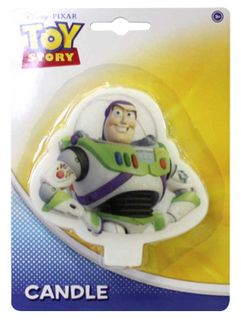 TOY STORY - BUZZ FLAT CANDLE