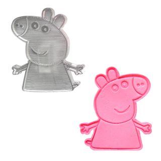 PEPPA PIG 3 - PEPPA PIG PLUNGER CUTTER