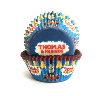 THOMAS & FRIENDS | 700 BAKING CUPS | 50 PIECE PACK
