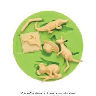 AUSTRALIANA SILICONE MOULD