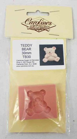 SILICONE MOULD | BEAR | 30MM