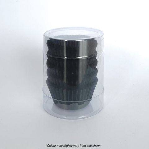 BAKING CUPS | 390 | BLACK | 100 PIECE PACK