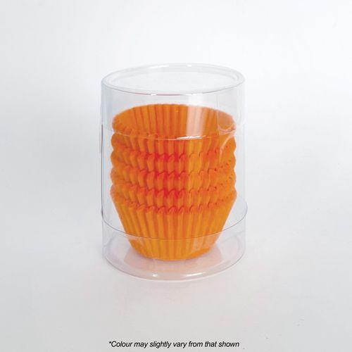 BAKING CUPS | 390 | ORANGE | 100 PIECE PACK