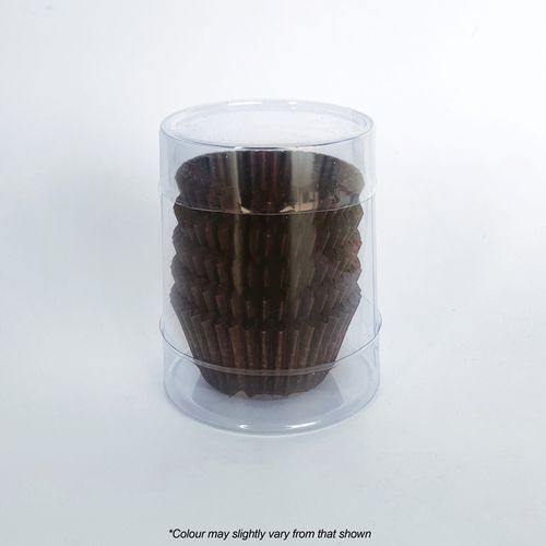 BAKING CUPS | 390 | CHOCOLATE | 100 PIECE PACK