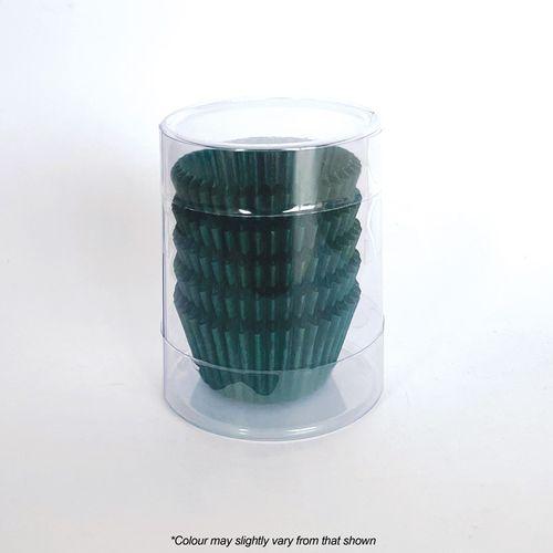 BAKING CUPS | 390 | DARK GREEN | 100 PIECE PACK