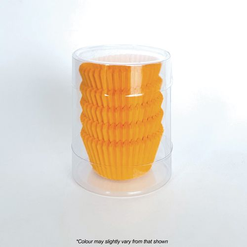 BAKING CUPS | 390 | YELLOW | 100 PIECE PACK