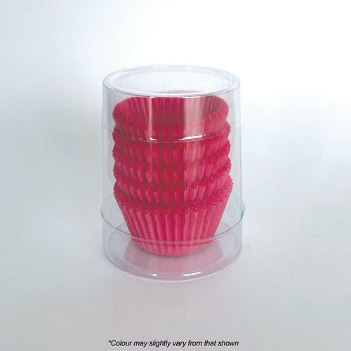 BAKING CUPS | 390 | LOLLY PINK | 100 PIECE PACK