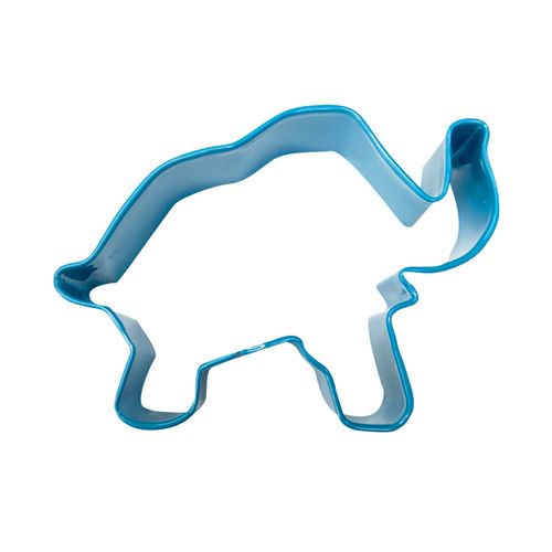 ELEPHANT | COOKIE CUTTER | TURQUOISE