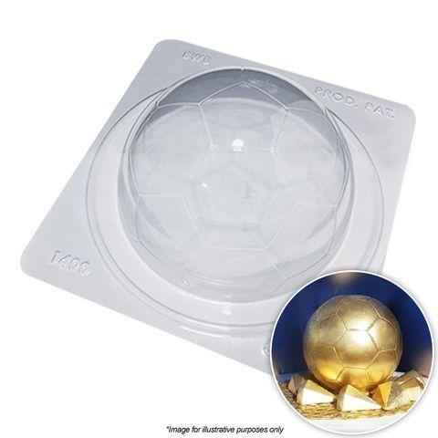 BWB | SOCCER BALL MOULD 500G | 3 PIECE