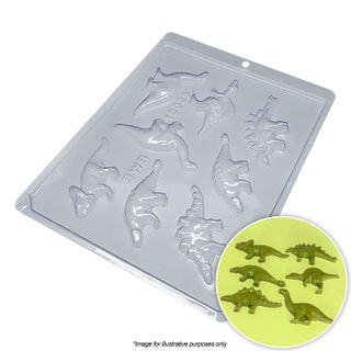 BWB | ASSORTED DINOSAURS MOULD | 1 PIECE
