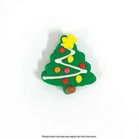 CAKE CRAFT | CHRISTMAS TREE SMALL | SUGAR DECORATIONS