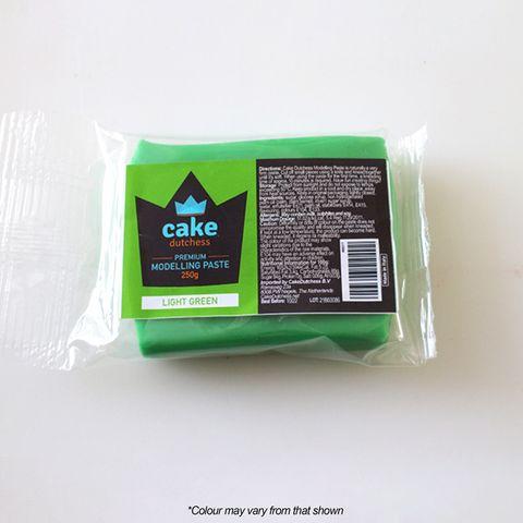 CAKE DUTCHESS | SUGAR PASTE | LIGHT GREEN | 250G