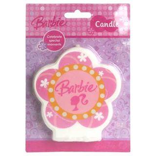 BARBIE FLAT CANDLE (6)