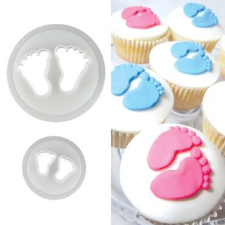 BABY FEET   COOKIE CUTTER   2 PIECES