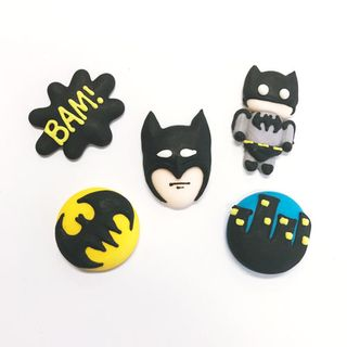 BATMAN (72) | SUGAR DECORATIONS