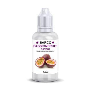 BARCO   FLAVOURS   PASSIONFRUIT   30ML