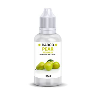BARCO   FLAVOURS   PEAR   30ML