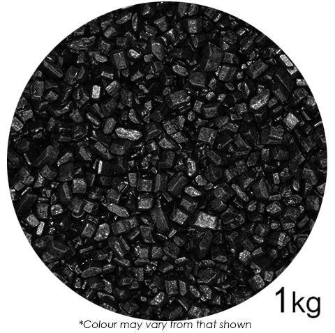 SPRINK'D | SUGAR ROCKS | BLACK | 1KG