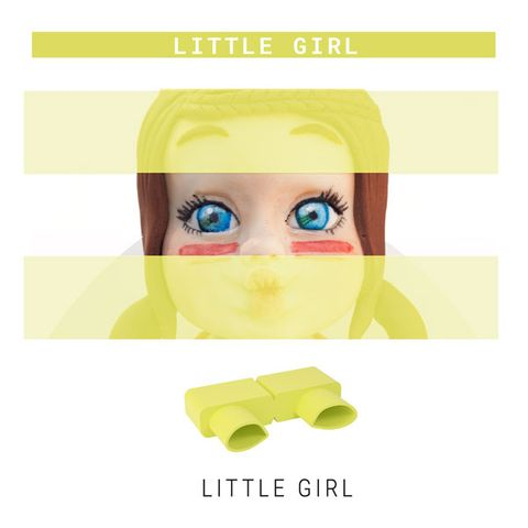 EASY EYES | GREEN | LITTLE GIRL | SET OF 2 SIZES