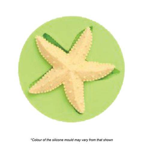 LARGE STAR FISH SILICONE MOULD