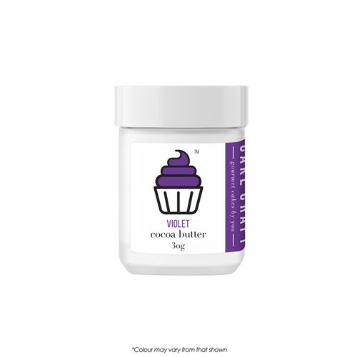 CAKE CRAFT   COCOA BUTTER   VIOLET   30G