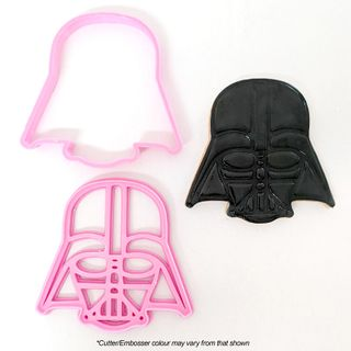 DARTH VADER HELMET | COOKIE CUTTER