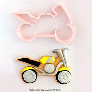 MOTORCYCLE | COOKIE CUTTER