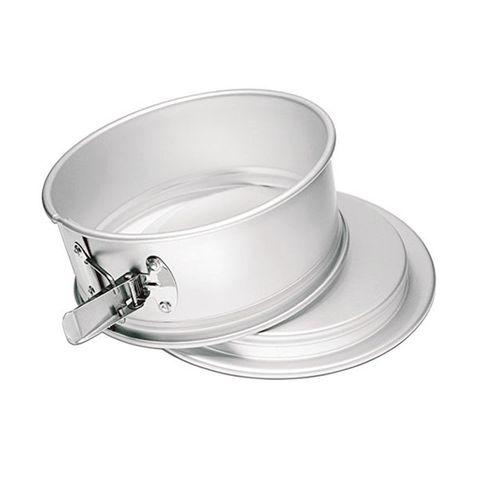 CAKE PAN/TIN   10 INCH   ROUND SPRINGFORM   3 INCH DEEP