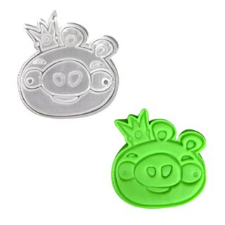 ANGRY BIRDS 3 PLUNGER CUTTER