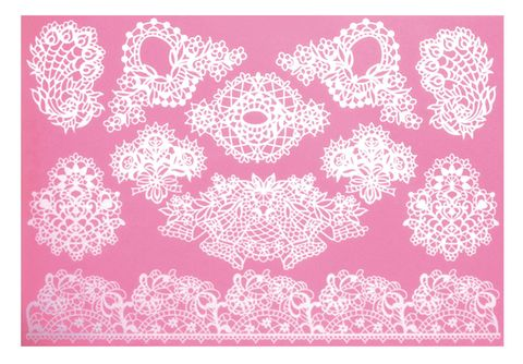 MARY LACE MAT