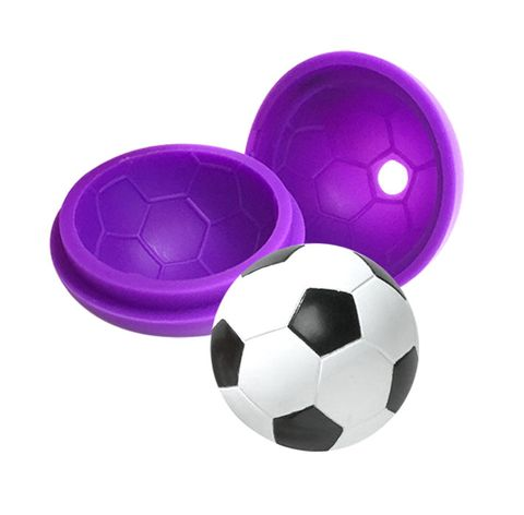 SOCCER BALL SILICONE MOULD