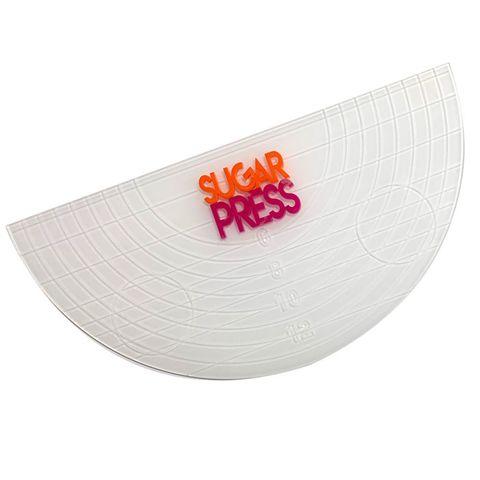 SUGAR PRESS   CURVED BOARD