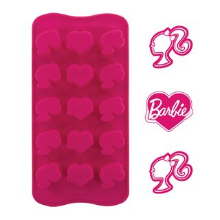 BARBIE - SILICONE CHOCOLATE MOULD