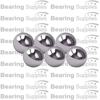 1IN CARBON BALL     25.4MM