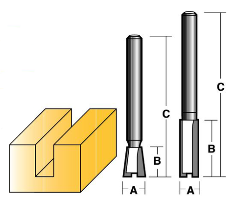 "DOVETAIL ""LEIGH"" BITS"