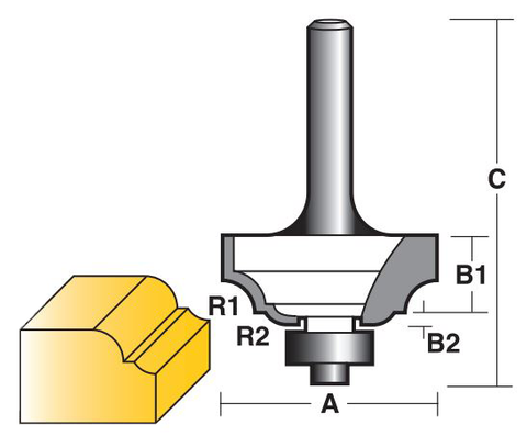 TRADITIONAL CLASSICAL BITS INCLUDING BEARING