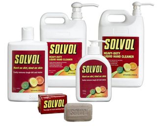 SOLVOL H/DUTY HANDCLEANER 250ML SQUEEZE