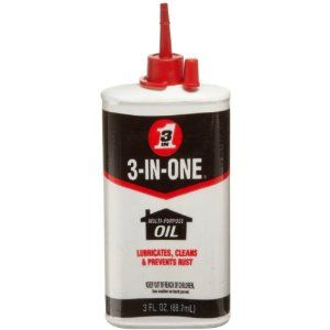 3-IN-ONE 88mL OIL CAN
