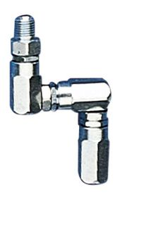ARLUBE 1/4 BSP MxF Z TYPE GREASE SWIVEL