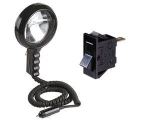 HAND HELD SPOT LAMP 24V 60W 11