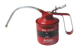 ARLUBE FLEXIBLE SPOUT OIL CAN 500CC