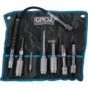 GROZ 7PC EZEE LUBE KIT