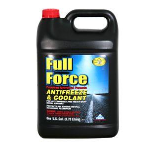 PEAK FULL FORCE COOLANT 1 GAL/3.78L