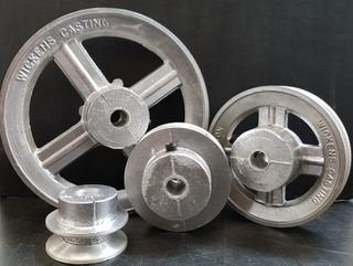 ALLOY PULLEY