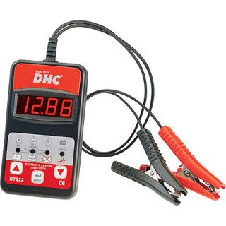 MATSON DIGITAL BATTERY& SYSTEM CHARGE TESTER