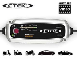 CTEK BATTERY CHARGER 12v 5AMP