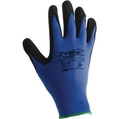 FLEXINITE GRIP WORK GLOVES MED PR