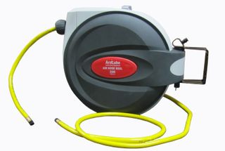 AROLUBE 20M AIR HOSE REEL RETRACTABLE