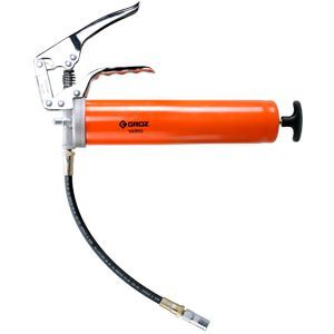 GROZ HD VARIO PISTOL GRIP GREASE GUN 450GM 7000PSI